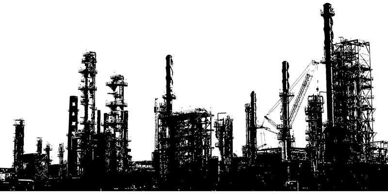 Industriell landskap